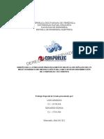 Diseño de La Unidad de Procesamiento Digital de Señales de Un Relé Numérico de Protección Para Circuitos de Distribución de CORPOELEC Occidente-2012