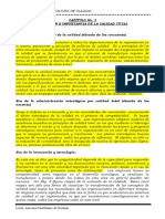 Cap. 1evolución e Importancia de La Calidad Total