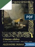7. Crimenes Celebres 2 Ed - Alexandre Dumas