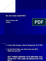 Do Not Miss Small BCC.