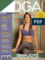 DOS Un Dos Heureux 10 Postures Avec Chaise Yoga Esprit N36 MarsAvril 2017p