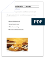 Bakery Products Process