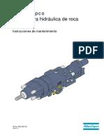 9852 2943 56c Maintenance instructions COP 1838HD+_VerF