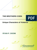 Ryan P. Doom The Brothers Coen- Unique Characters of Violence (Modern Filmmakers)  2009.pdf