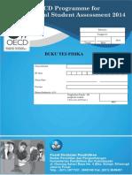 Final Buku Tes Fisika Sosialisasi PISA 2014