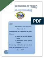 Determinacion de Humedad p 01 Ms