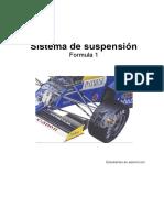 Sistema de Suspencion F1