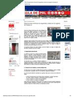 Aula de PRL_ Disposiciones Mínimas de Seguridad y Salud en Los Lugares de Trabajo (I)