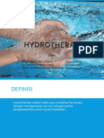 Hydrotherapy 2