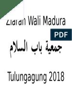 Ziarah Wali Madura