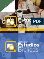 Cómo Dar Estudios Bíblicos - Clase I