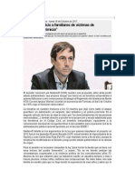 """Apuran Beneficio a Familiares de Víctimas de """"Operación Primicia"""""""