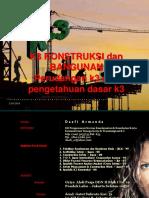 1. K3 Konstruksi (2016)