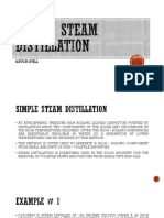 Simple Steam Distillation