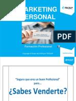2.Marketing Personal