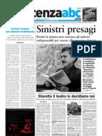 Sinistri presagi - VicenzaAbc n. 113 del 7 ottobre 2005
