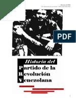 Historia del PRV.pdf
