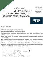 Resume of Journal