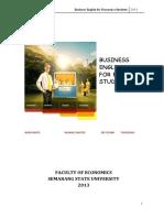 BUSINESS ENGLISH BOOK FOR ECONOMICS STUDENT 2013 (3).pdf