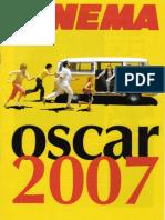 ΣΙΝΕΜΑ τ.186 (02-2007) Extra Τεύχος Oscars