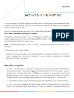 NCCS is the New SEC-Sept 15