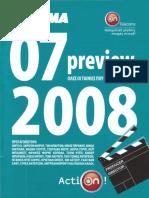ΣΙΝΕΜΑ τ.193 (10-2007) Extra Τεύχος Ταινίες Της Χρονιάς