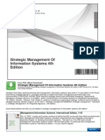 1pdf.net PDF Strategic Management of Information Systems 4th Edition
