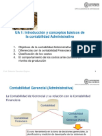 UA 1 Introducc y Conceptos Para Contab Adm