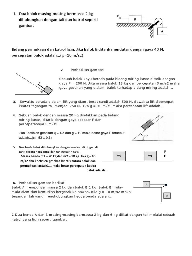 Latihan dinamika partikel 3 ccuart Image collections