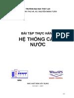 BT TH HT Cap nuoc