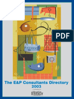 85237962 Consultants Directory
