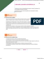 Crear Climas de Trabajo Adecuados, Promotores Del Disfrute y La Motivación (Continuación)
