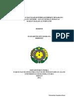 2012- Situmorang, Elizabeth- (Briket Cangkang Kemiri, Kulit Durian) -Pembuatan Dan Kareakterisasi Briket Bioarang Cangkang Kemiri-Kulit Durian Sebagai Bahan Bakar Alternatif