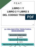 Codigo Tributario Libro 1 y Libro 2 y 3