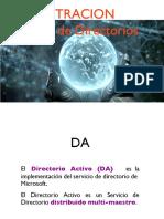 00 Administracion ServiciosDirectorio 2 DA