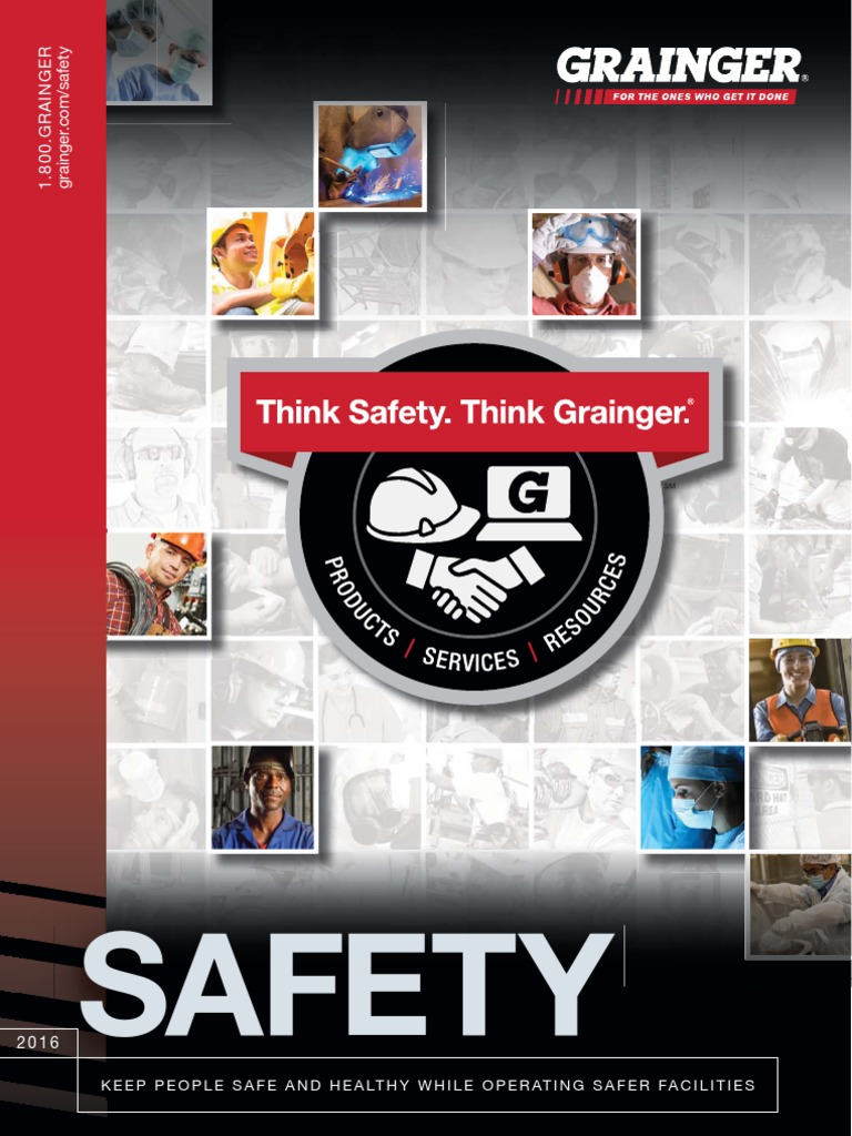 Grainger Safety | Occupational Safety And Health Administration | Safety