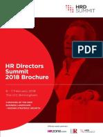 HRD Summit 2018 Brochure 12pg 1F