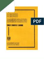 Derecho Administrativo - Emilio Chuayffet Chemor