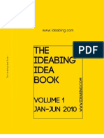 Ideabing Idea Book