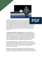 2018 TAG Heuer Formula 1 S3 Replica Reloj Es El Pase de Embarque