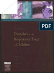 Kendig's Disorders of the Respiratory Tract in Children, 7th Edition