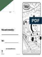 TF Activities Crafts BdayCard Percy CGI Tcm1108-190730