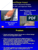 04-Barge Impacts at Locks - Barker