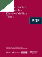 GPC Diabetes Tipo I