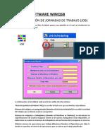 Uso de Software Winqsb