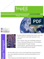 Road Transport v2 PPT