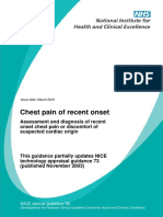 NICE Guidelines on chest pain.pdf