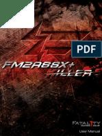 Fatal1ty FM2A88X+ Killer Series