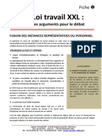 Fiche2instances Repre Sentatives Du Personnel