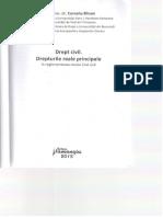 Corneliu Barsan - Drept Civil Drepturile Reale Principale 1-96
